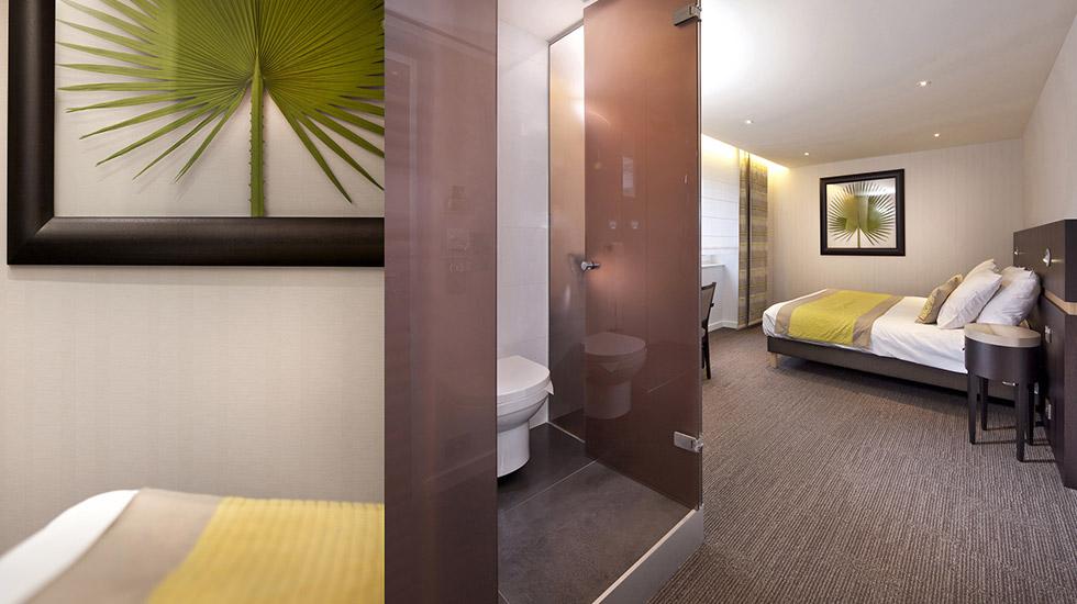 wellness & spa hotel muller - chambre  / restaurant