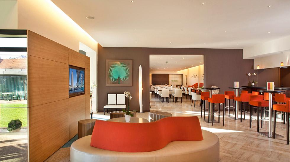 wellness & spa hotel muller - accueil