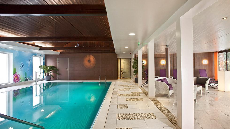 welness & spa hotel muller - extension piscine