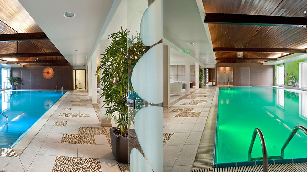 welness & spa hotel muller - piscine
