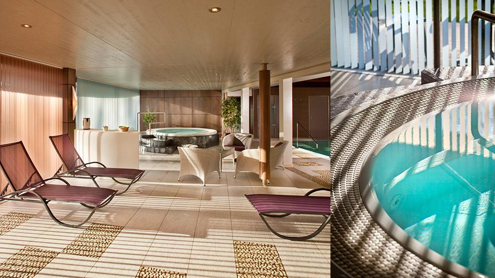 welness & spa hotel muller - repos piscine / whirlpool
