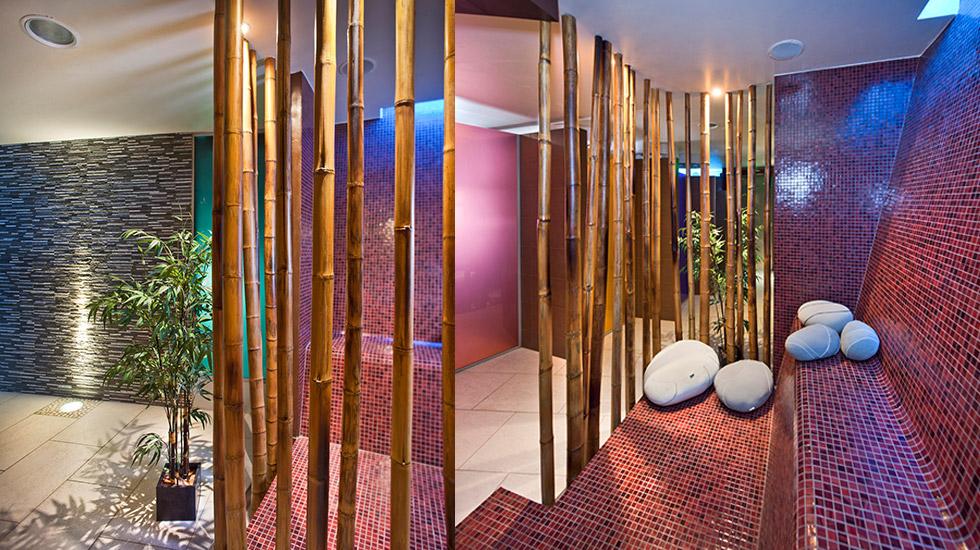 welness & spa hotel muller - les pierres chaudes