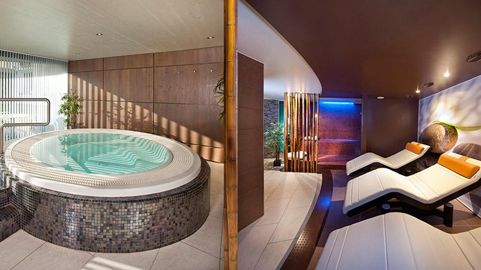 welness & spa hotel muller - whirlpool / repos spa