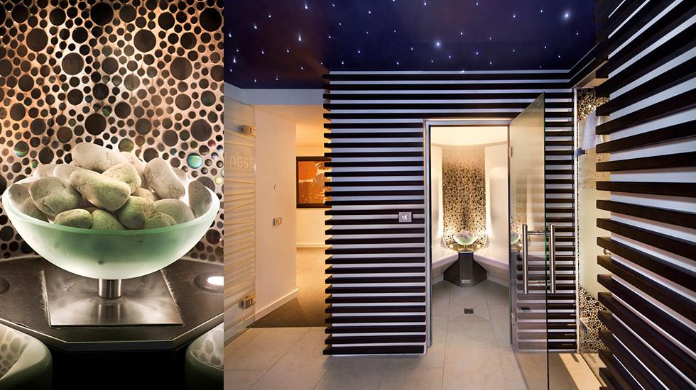 welness & spa hotel muller - bain vapeur